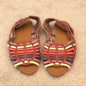 Old Navy Little Girls Multi Color sandals